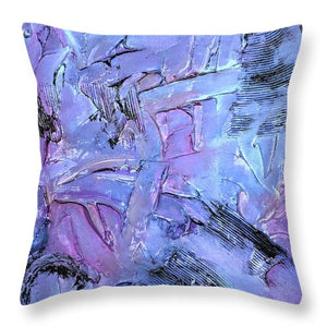Indigo - Throw Pillow
