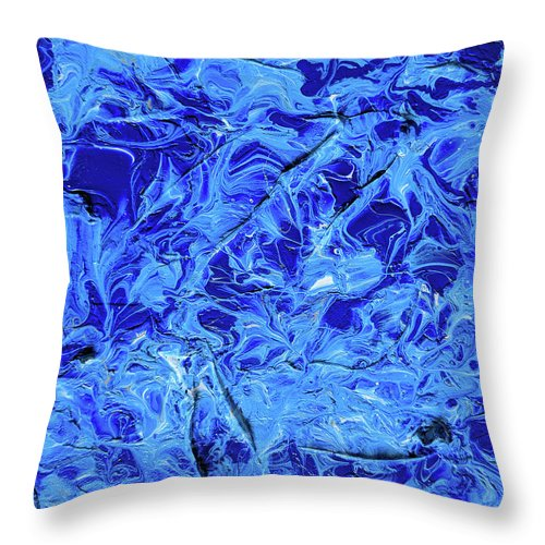 Kentucky #1 - Throw Pillow