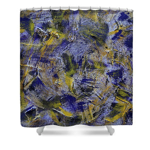 Lsu #2 - Shower Curtain