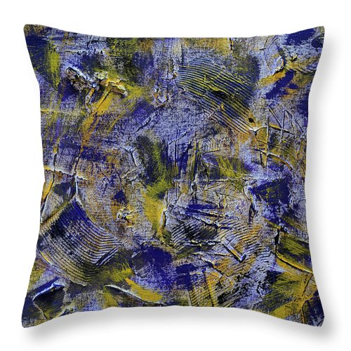 Lsu #2 - Throw Pillow