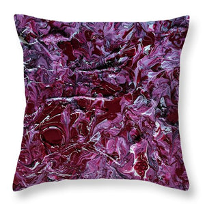 Msu #1 - Throw Pillow
