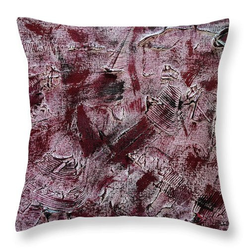 Msu #2 - Throw Pillow
