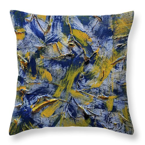 Nashville Predators #1 - Throw Pillow