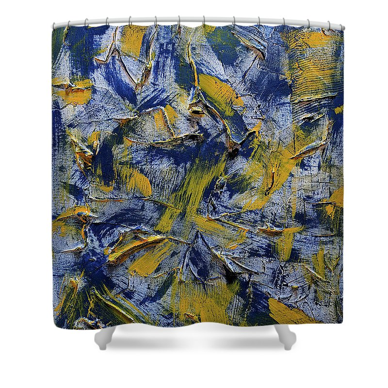 Nashville Predators #1 - Shower Curtain