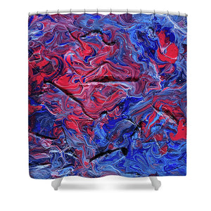 Ole Miss #1 - Shower Curtain