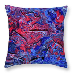 Ole Miss #1 - Throw Pillow