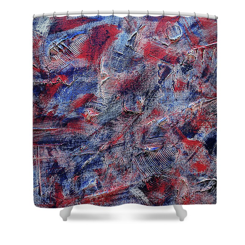 Ole Miss #2 - Shower Curtain
