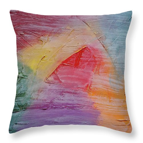 Sailing - Throw Pillow