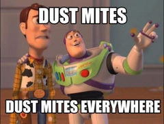 Dust Mite Miteless Repeller Repellent