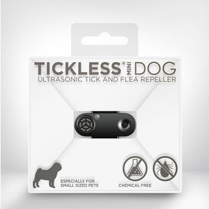 Retail 2. Tickless Mini Dog Chemical-Free Tick and Flea Repeller for Dogs - SonicGuardUSA