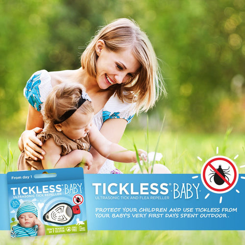 Tickless Baby&Kid Chemical-Free Tick Repeller for Babies and Kids - TicklessUSA