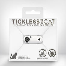 Load image into Gallery viewer, Tickless Mini Cat Chemical-Free Tick and Flea Repeller for Cats - SonicGuardUSA