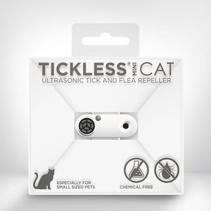 Tickless Mini Cat Chemical-Free Tick and Flea Repeller for Cats - SonicGuardUSA