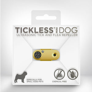 Wholesale (12 pcs) Tickless Mini Dog Chemical-Free Tick and Flea Repeller for Dogs - SonicGuardUSA