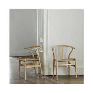 Carl Hansen & Søn‎ CH24 Soft Wishbone Chair