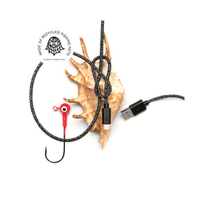 Le Cord Ladekabel Ghost Net