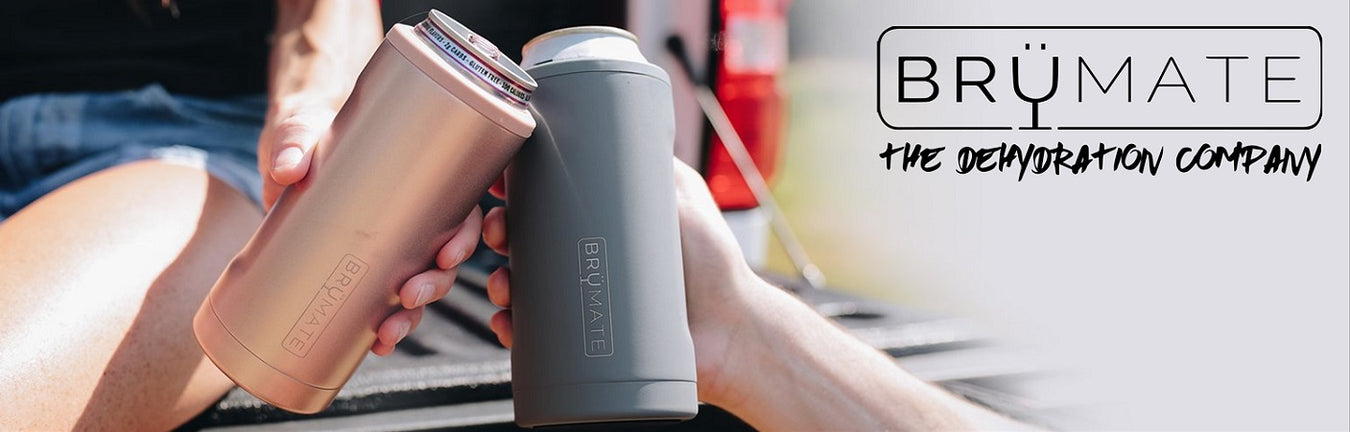 BrüMate Insulated Drinkware