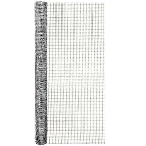 24 in. Galvanized Hardware Cloth with 1/4 in. mesh