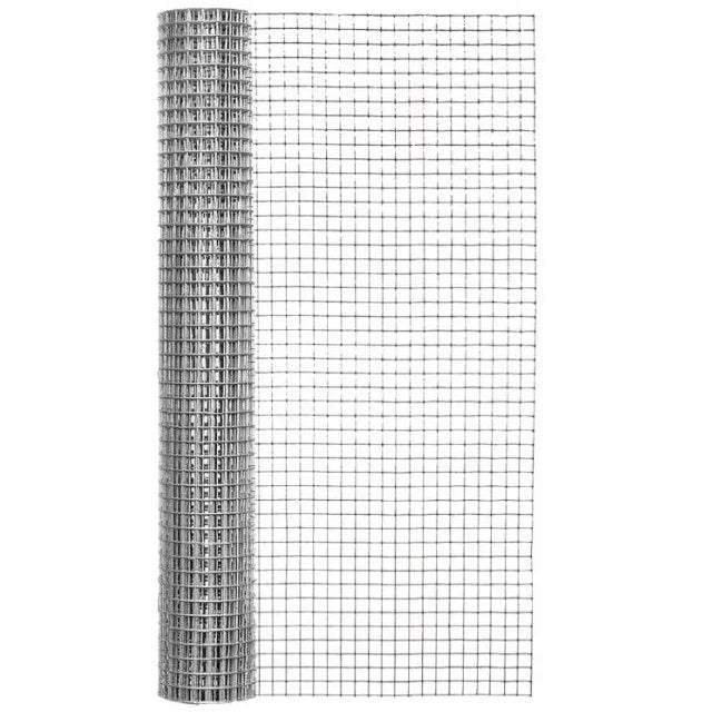24 in. Galvanized Hardware Cloth with 1/2 in. mesh