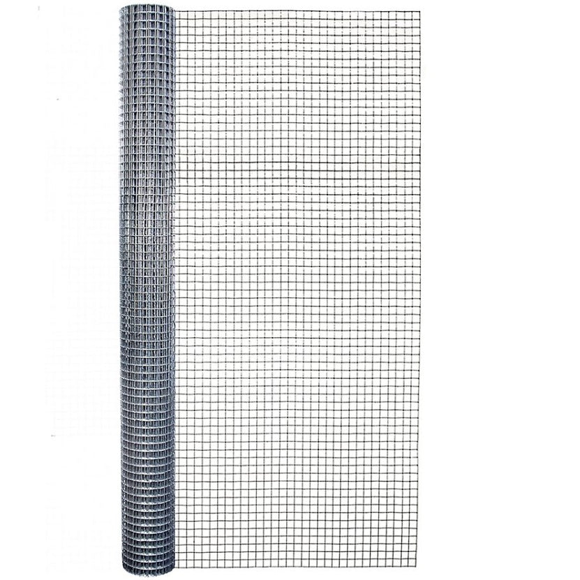 36 in. Galvanized Hardware Cloth with 1/2 in. mesh