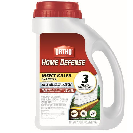 Ortho® Home Defense® Insect Killer Granules, 2.5 lb.