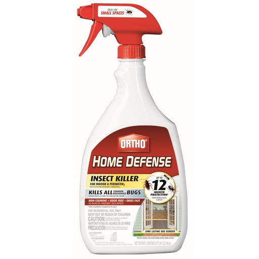 Ortho® Home Defense® Insect Killer for Indoor & Perimeter, Ready-to-Use 24 oz.