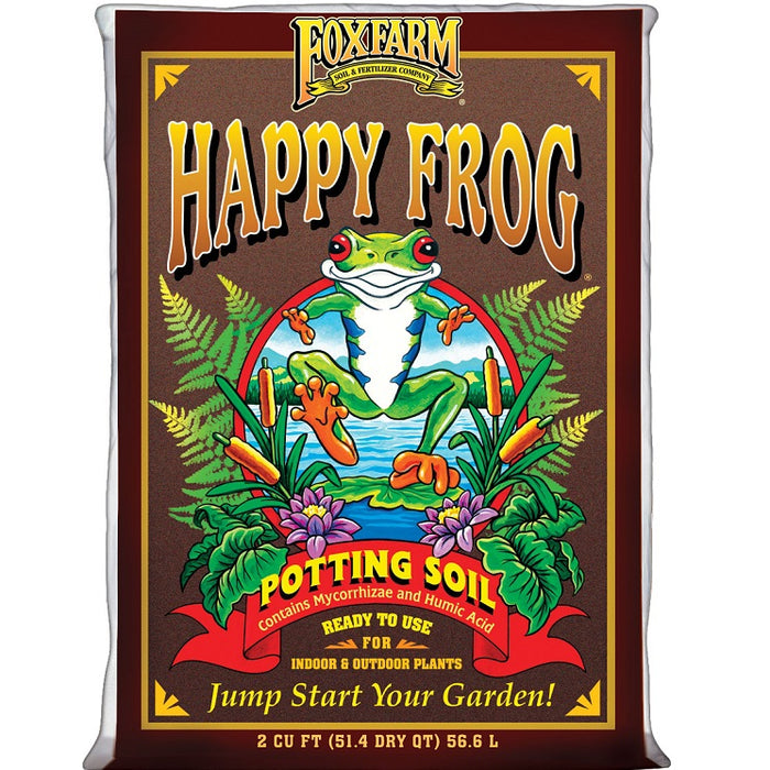 Happy Frog Potting Mix- Fox Farm