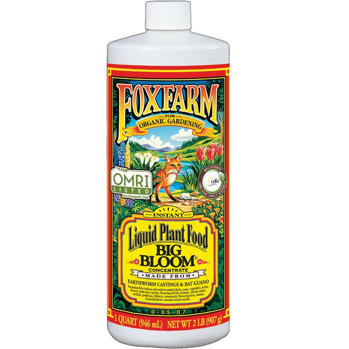 Fox Farm Big Bloom Liquid Fertilizer
