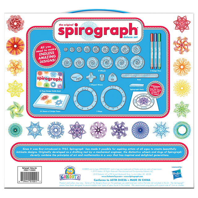 Spirograph® The Orginal Spirograph® Deluxe Set