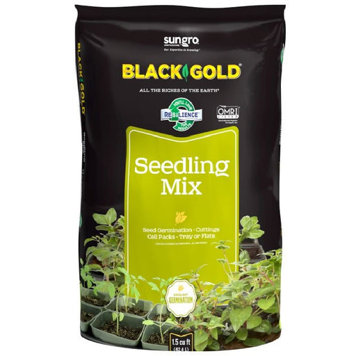 Black Gold Organic Potting/Seedling Mix