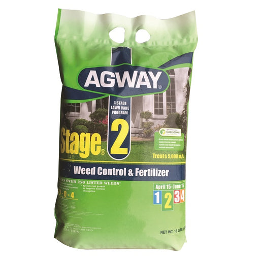 Agway Step 2 Fertilizer with Broadleaf Weed Control