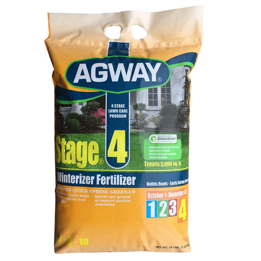 Agway Step 4 Fall Fertilizer