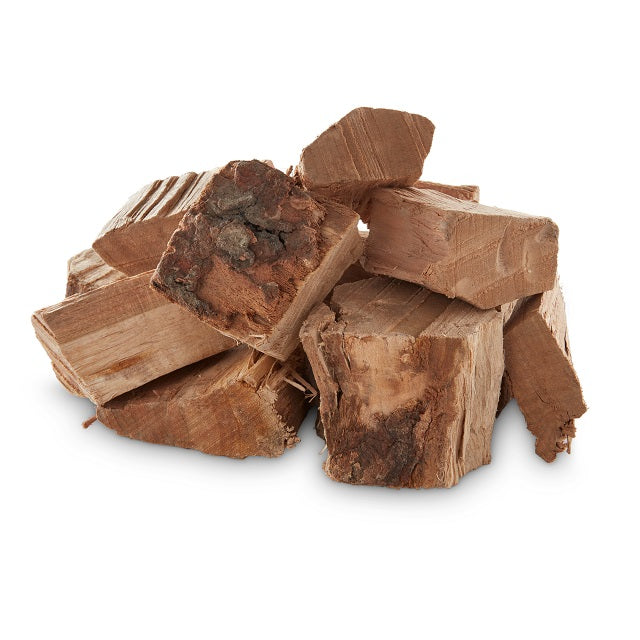 Weber Cherry Wood Chunks, 650 cu. in.