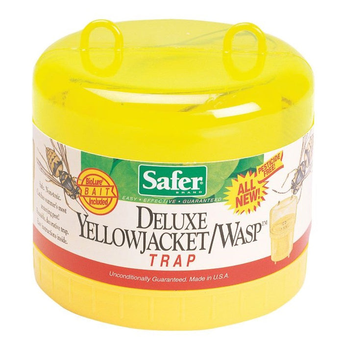 Deluxe Yellow Jacket & Wasp Trap, Safer