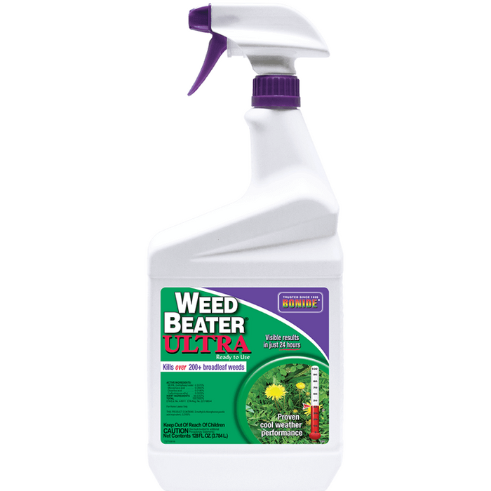 Weed Beater® ULTRA, Lawn Weed Killer, Ready-to-Use, 32oz. - Bonide