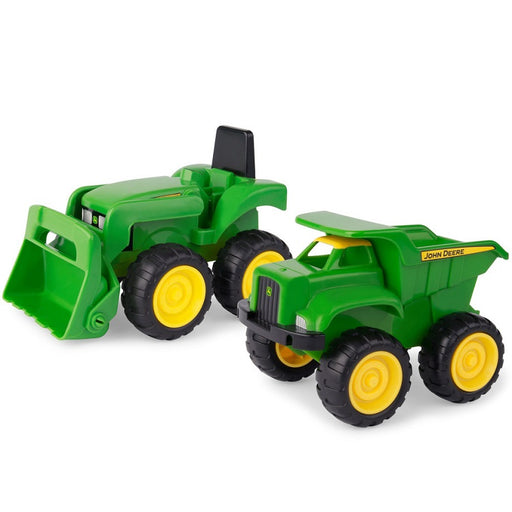 John Deere Sandbox Vehicle 2-Pack