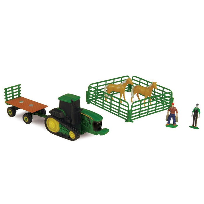 John Deere 10-Piece Farm Set Assortment