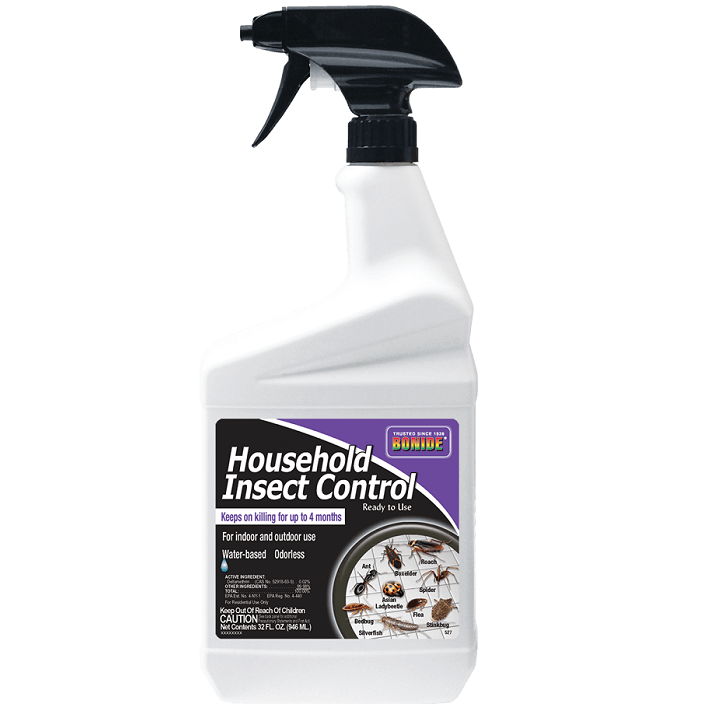 Household Insect Control, 32 oz. Ready-to-Use, Bonide
