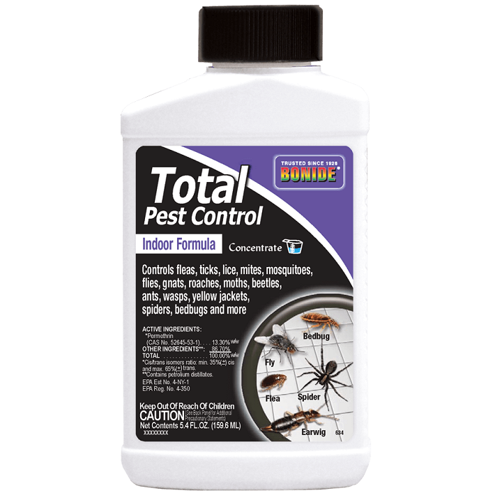 Total Pest Control, 5 oz. Concentrate- Bonide
