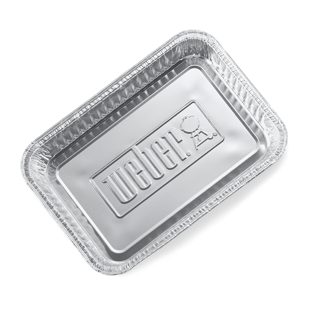 Weber Drip Pans, Small (10-Pack)