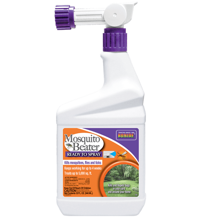 Mosquito Beater® Yard Spray, Hose-End Sprayer- Bonide