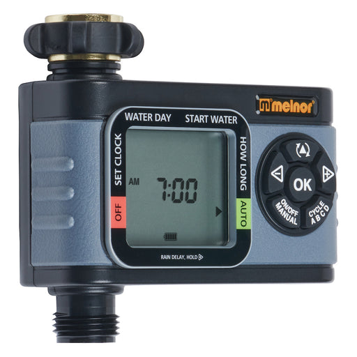 HydroLogic® Digital Water Timer- Single Zone, Melnor XT