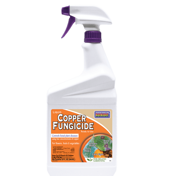 Copper Fungicide Ready-to-Use, 32 oz. - Bonide