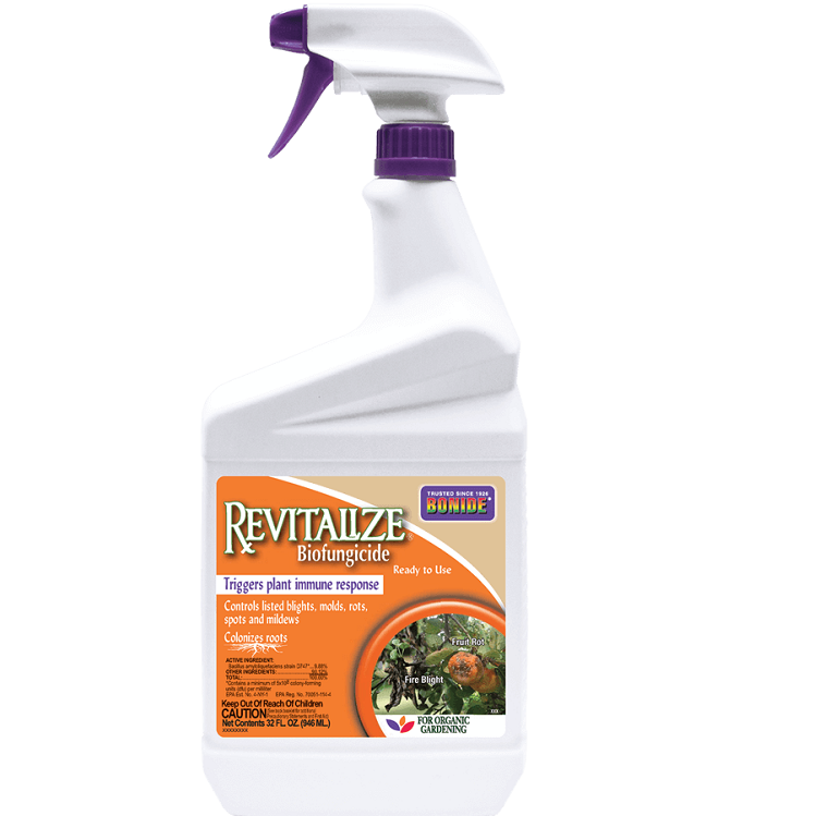 Revitalize Bio Fungicide Ready-to-Use, 32 oz - Bonide
