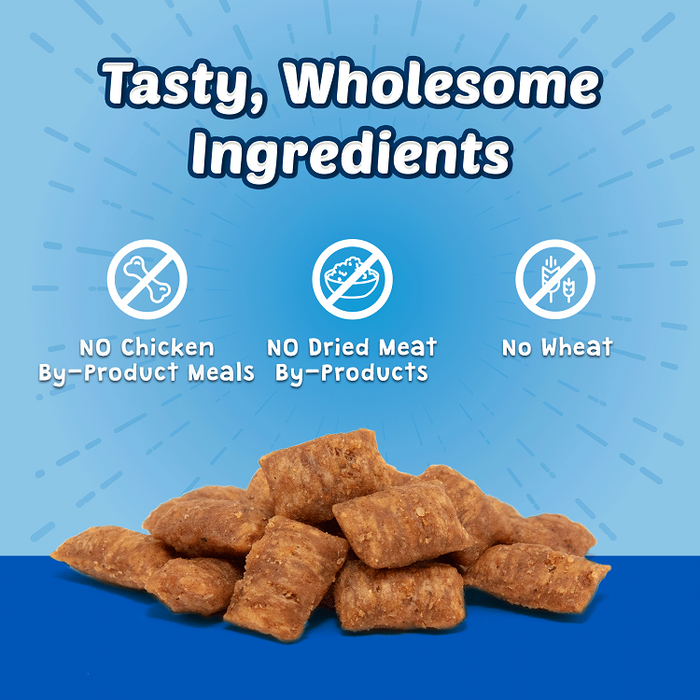 Blue Buffalo Bursts Paw-Lickin' Chicken Cat Treats, 2-oz.