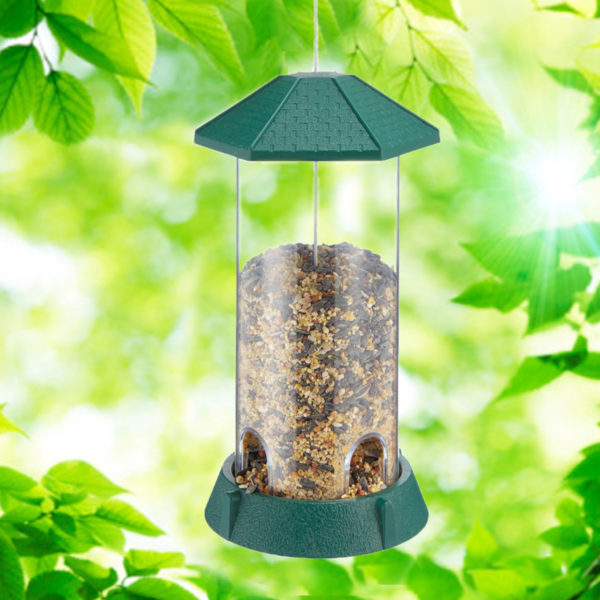 Village Collection Gazebo Bird Feeder