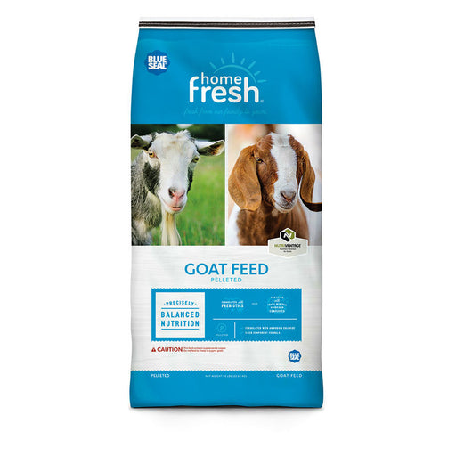 Blue Seal Home Fresh 20 Dairy Goat Feed, 50 lbs.