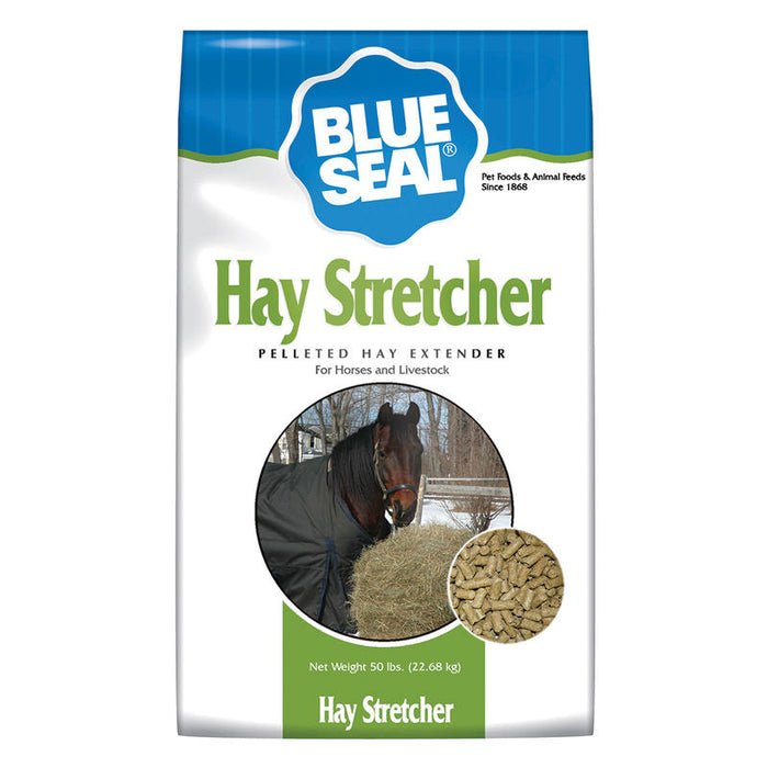 Blue Seal Hay Stretcher Large Pellets, 50 lbs.
