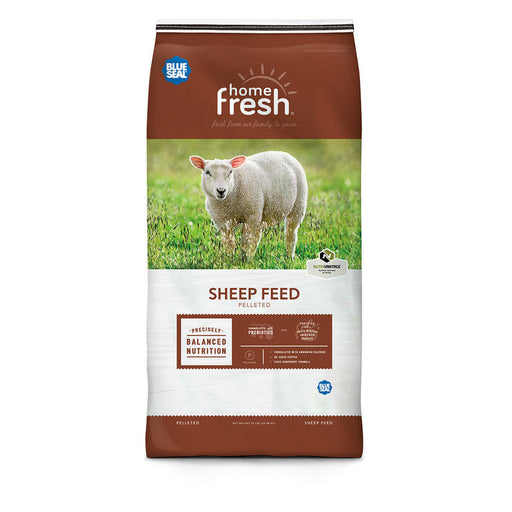 Blue Seal Home Fresh 15 Sheep Grower Finisher, 50 lbs.