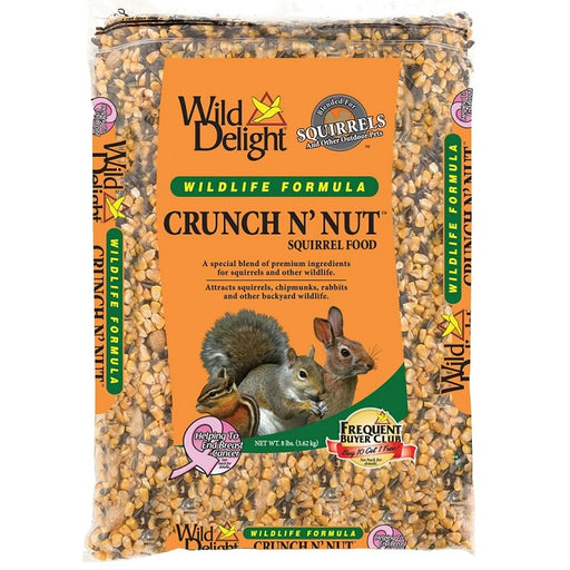Crunch N Nut Squirrel Food